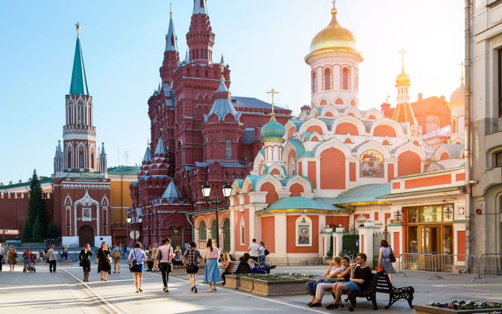 TOP 10 MUST-SEE IN MOSCOW, RUSSIA